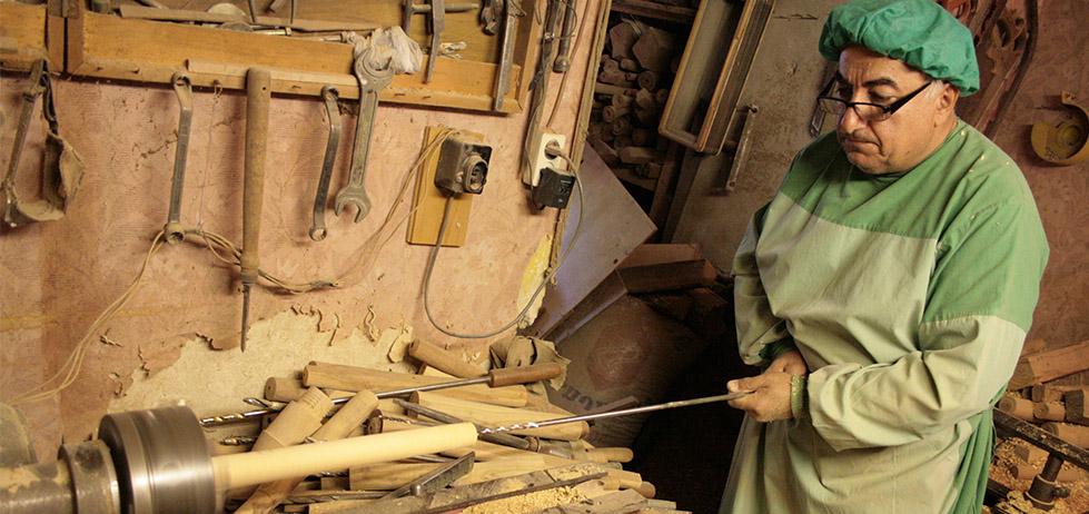 boutique création de l'instrument doudouk